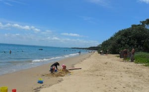 Scarness Beach Hervey Bay