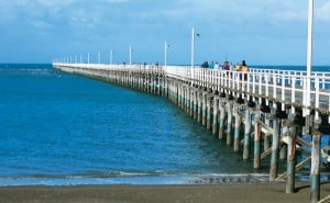Hervey Bay beautiful view